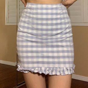 urban skirt